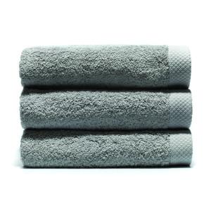 Serviette de bain 50x100 - Gris