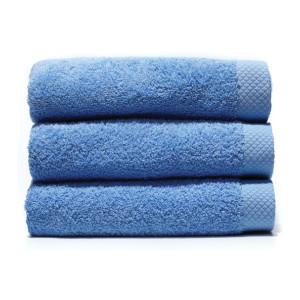 Serviette de bain 50x100 - Bleu