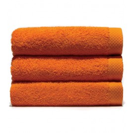 Serviette de bain 50x100 - Orange