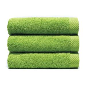 Serviette de bain 50x100 - Vert pistache