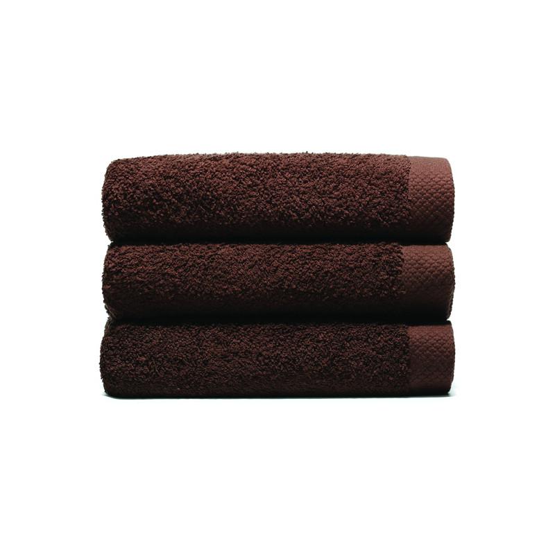 Serviette de bain 50x100 - Chocolat