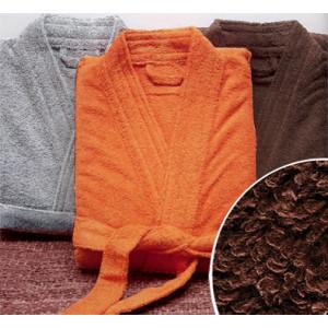 Peignoir de bain Couleur Chocolat - Taille M