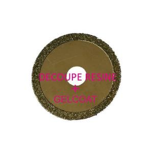 Forfait Découpe Résine + gelcoat