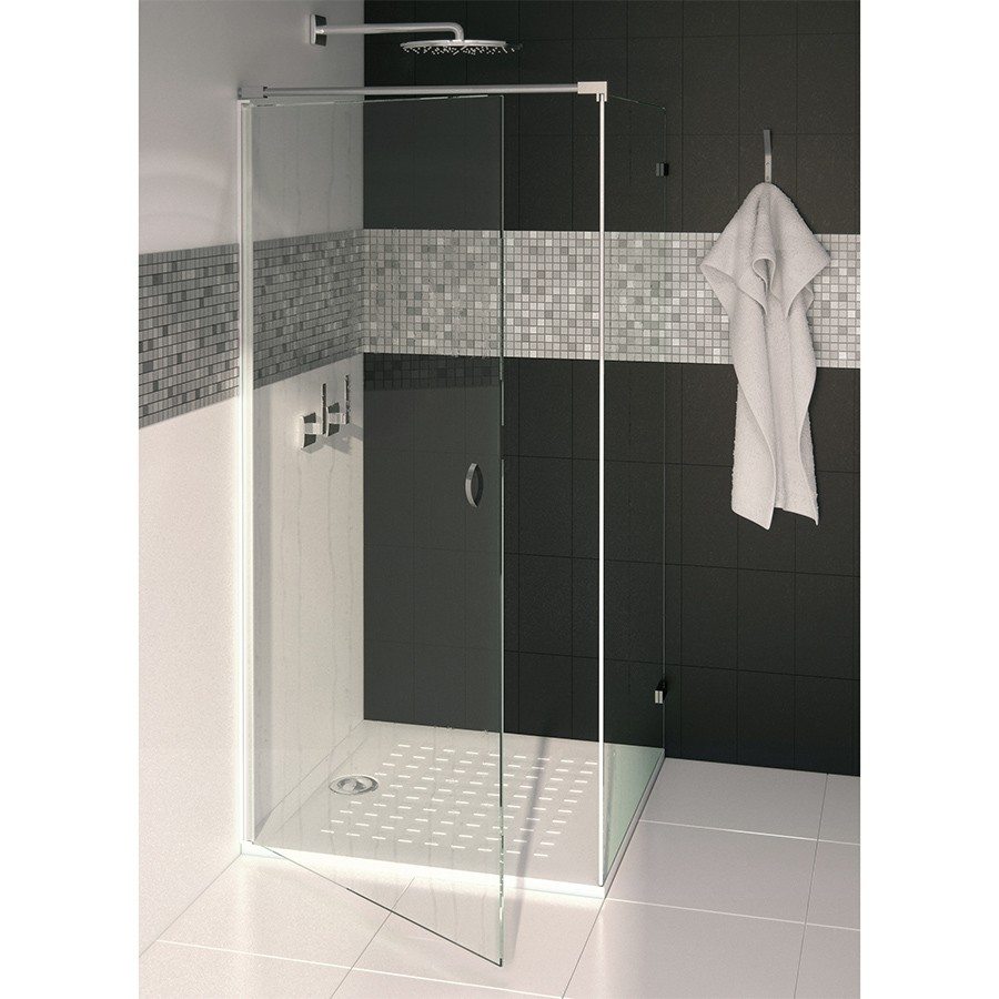 receveur de douche blanc ultraplat resisol 90x90cm. Black Bedroom Furniture Sets. Home Design Ideas