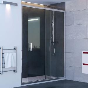 Porte de douche coulissante NERINA 170 cm - 6mm