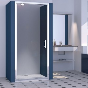 Porte de douche pivotante NERINA 90 cm - 6mm