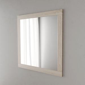 Miroir MIRALT décor cambrian oak sans applique - 80x109 cm