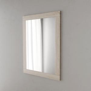 Miroir MIRALT décor cambrian oak sans applique - 70x109 cm